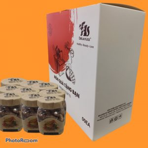 GIFT SET WITH 9JARS OF CASHEW NUTS 80G