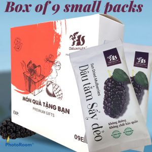 Box of 9 small packs